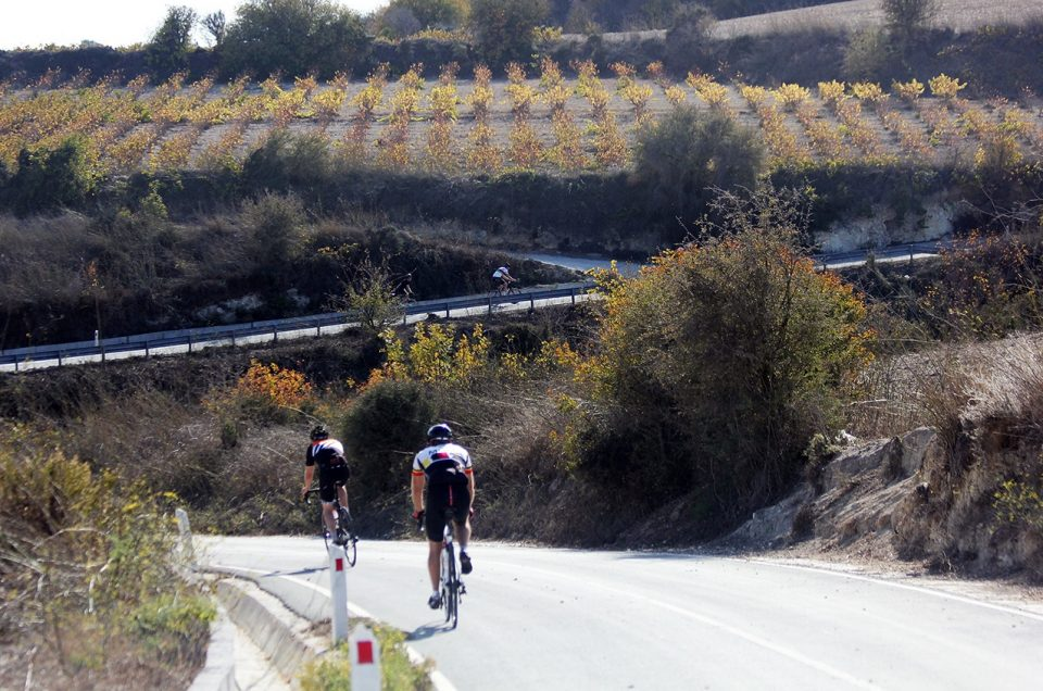 Cycling Training in Cyprus